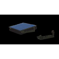 Structure Montage Toiture Plate - IRFTS