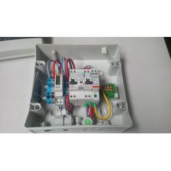 coffret protection ac panneau solaire pour Kit solaire autoconsommation PREMIUM