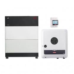 Kit solaire autoconsommation Hybride 4.0 avec batteries - 4400Wc - 5.1kWh