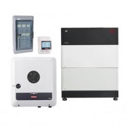 Pack Kit Batteries autoconsommation Hybride - GEN24 Fronius 4.0 - BYD HVS 5.1kWh