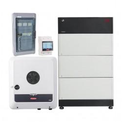 Pack Kit Batteries autoconsommation Triphasée Hybride - GEN24 Fronius 6.0 - BYD HVS 7.7kWh