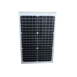 Régulateur solaire CIS 5A 12/24V