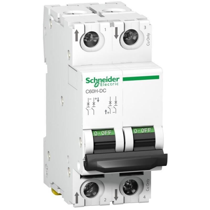 Coffret de protection batterie HV 32A / 500VDC