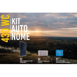 Kit solaire autonome -...