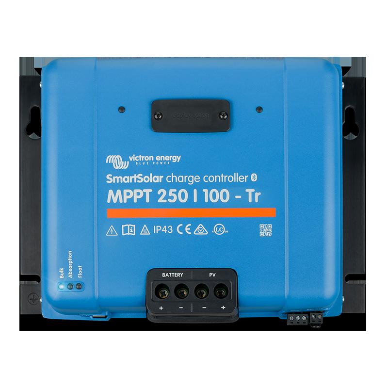Régulateur de charge solaire - Victron Energy - MPPT SmartSolar 250/100-Tr VE.Can