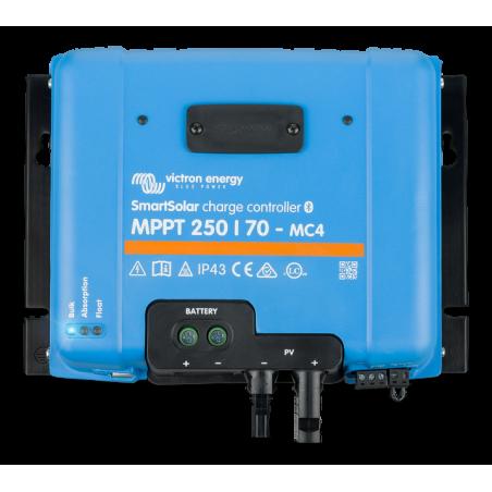 Régulateur de charge solaire - Victron Energy -  MPPT SmartSolar 250/70-MC4
