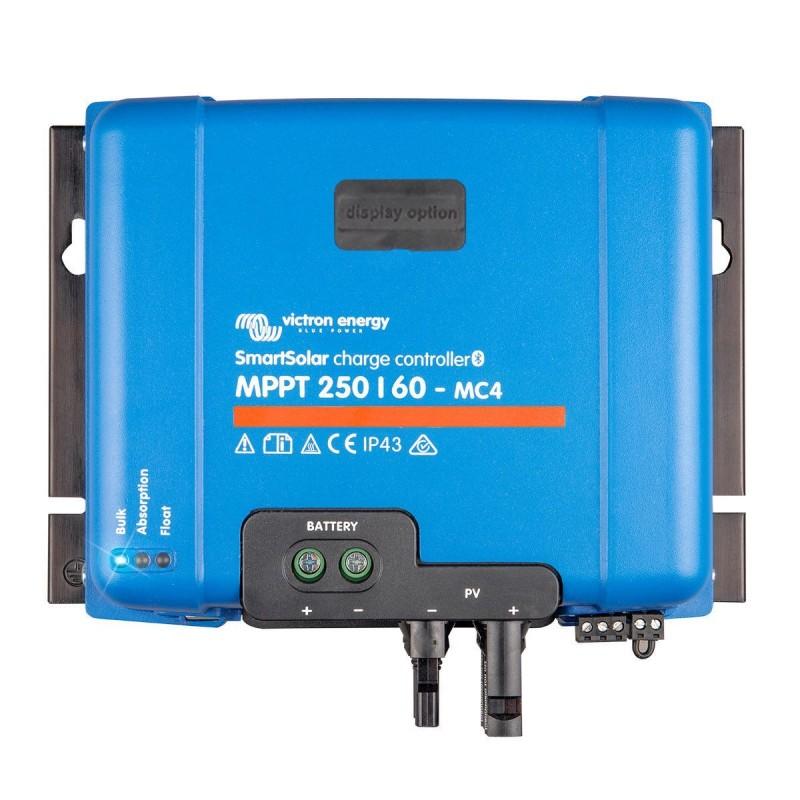 Régulateur de charge solaire - Victron Energy - MPPT SmartSolar 250/60-MC4