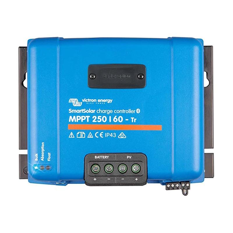 Régulateur de charge solaire - Victron Energy - MPPT SmartSolar 250/60-Tr