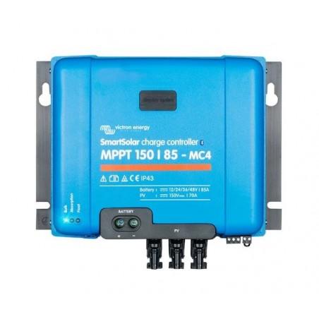 Régulateur de charge solaire - Victron Energy - MPPT SmartSolar 150/85-MC4 VE.Can