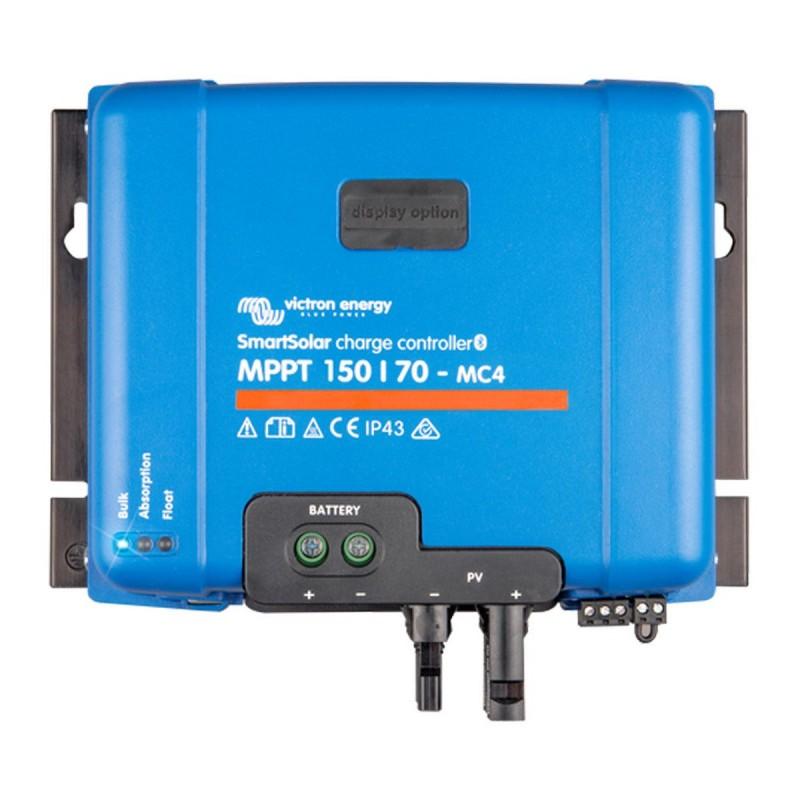 Régulateur de charge solaire - Victron Energy - MPPT SmartSolar 150/70-MC4