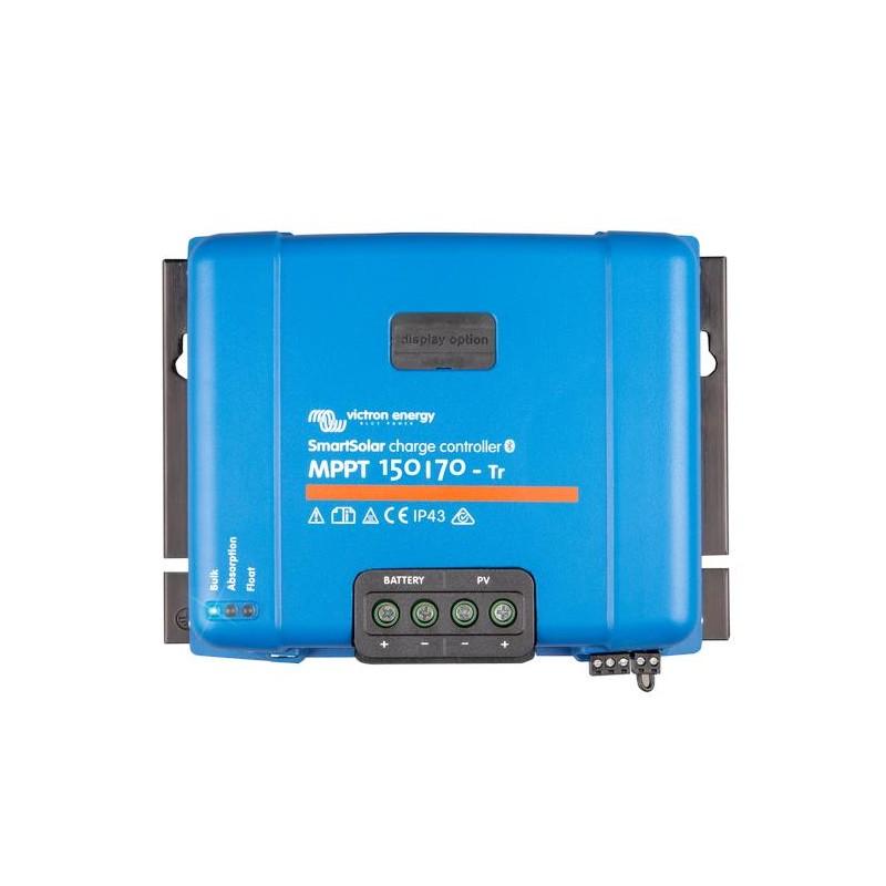 Régulateur de charge solaire - Victron Energy - MPPT SmartSolar 150/70-Tr