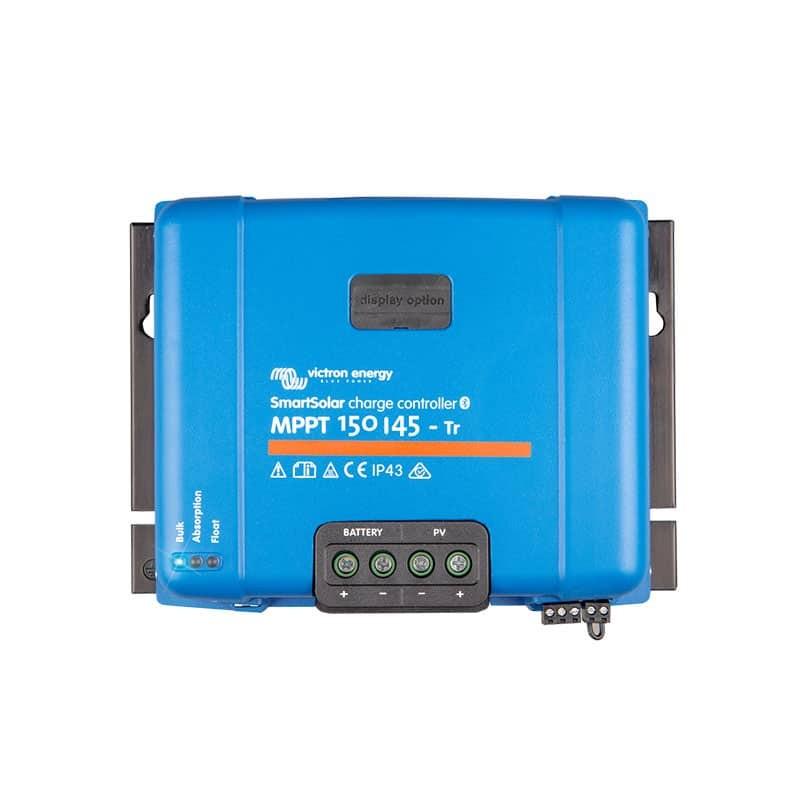 Régulateur de charge solaire - Victron Energy - MPPT SmartSolar 150/45-Tr