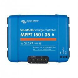 Régulateur de charge solaire - Victron Energy - MPPT SmartSolar 150/35
