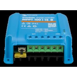 Régulateur de charge solaire - Victron Energy - MPPT SmartSolar 100/15