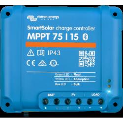 Régulateur de charge solaire - Victron Energy - MPPT SmartSolar 75/15