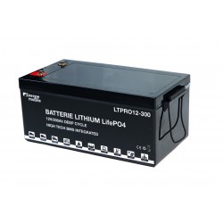 Batterie Lithium - Energie Mobile - LTPRO 12,8V/300Ah - Bluetooth