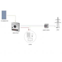 Kit solaire autoconsommation Hybride 3.0 - 2960Wc