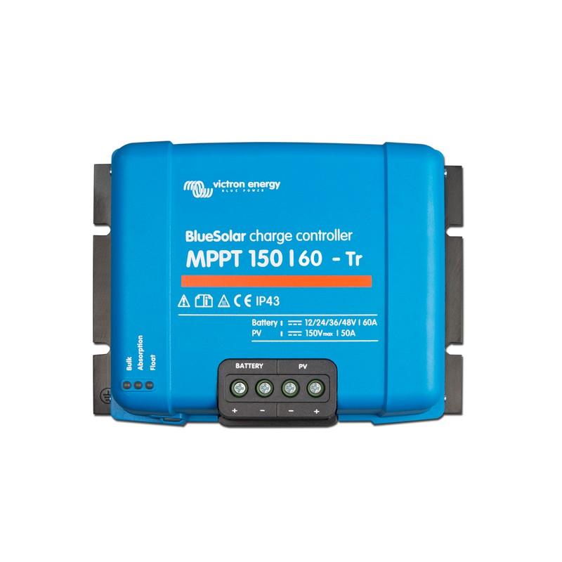 Régulateur de charge solaire - Victron Energy - MPPT BlueSolar 150/60-Tr