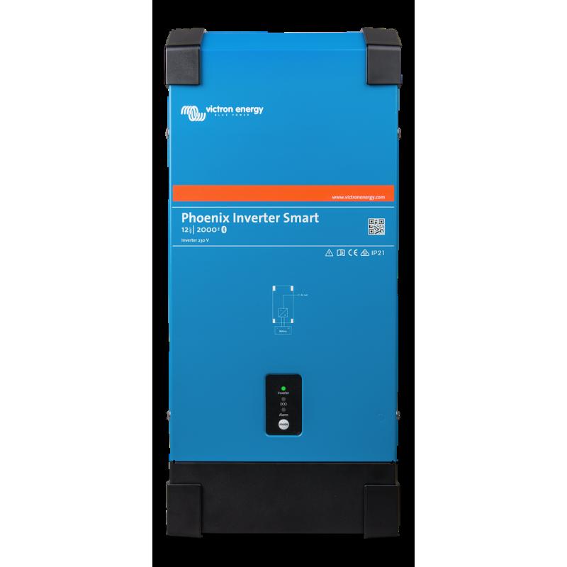 Convertisseur de tension Victron Energy Phoenix Inverter 12/2000 Smart
