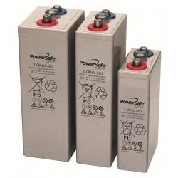 Batterie solaire Gel étanche - 2V 215Ah - Enersys Powersafe 4 OPzV 200