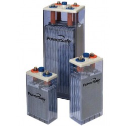 Batterie solaire OPzS - 2V 2040Ah - Enersys Powersafe TZS 14