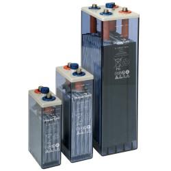 Régulateur solaire EML 5A 12/24V LED - Dim 117x105x38mm- sortie DC 5A
