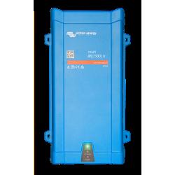 Régulateur solaire EMS 20A 12/24V étanche IP68 - Dim 105x65x29mm- 2 sorties DC 20A