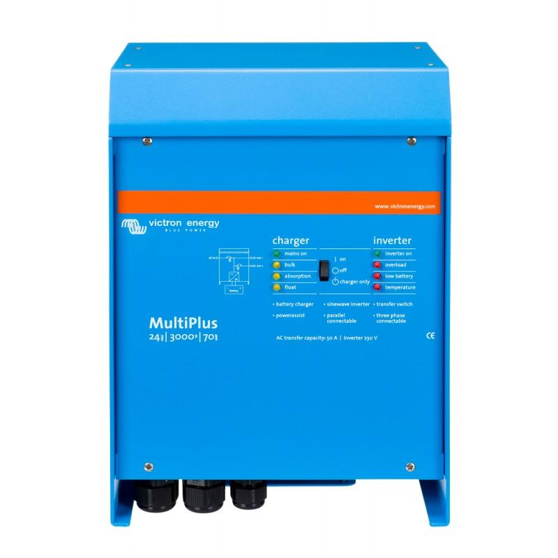 Convertisseur/chargeur Victron Energy MultiPlus 24/3000 70-50