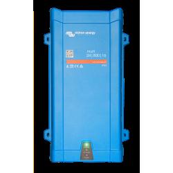 Convertisseur/chargeur Victron Energy MultiPlus 24/800 16-16 de face sur fond blanc