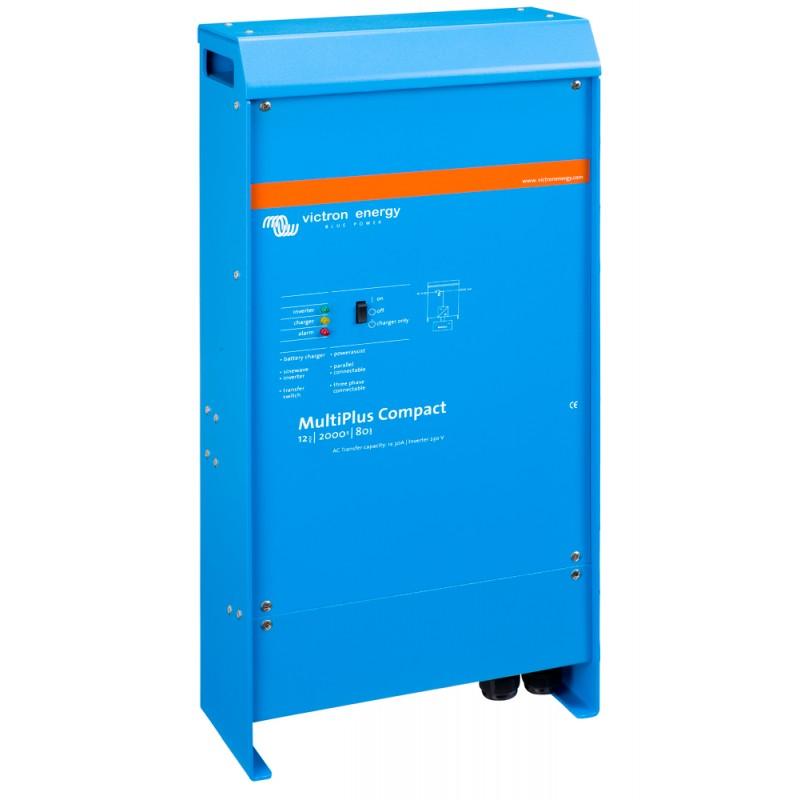 Convertisseur/chargeur Victron Energy MultiPlus C 12/2000 80-30