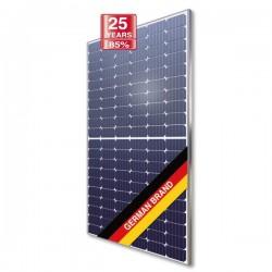 Kit solaire autoconsommation Hybride Triphasé 10.0 avec batteries - 9000Wc - 11kWh