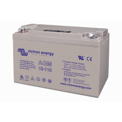 Batterie AGM Victron Energy - 12V/110Ah AGM Deep Cycle