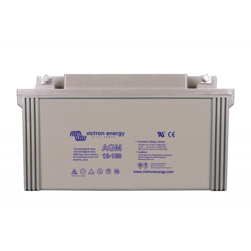 Batterie AGM Victron Energy - 12V/130Ah AGM Deep Cycle
