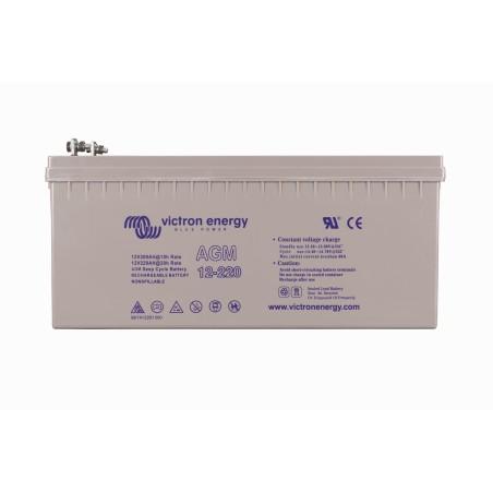 Batterie AGM Victron Energy - 12V/220Ah AGM Deep Cycle