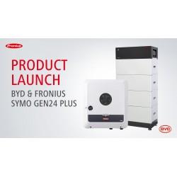 Onduleur hybride - Fronius Gen 24 Symo 6.0 Plus