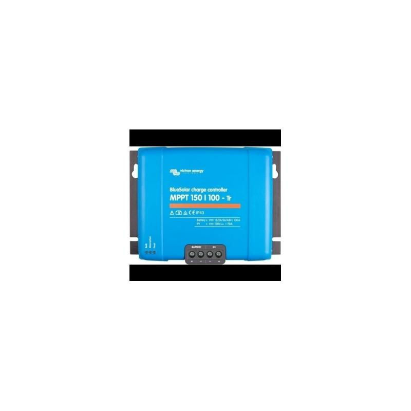 régulateur de charge solaire - Victron Energy BlueSolar MPPT  150/100-Tr VE.Can