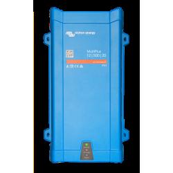 Convertisseur/chargeur Victron Energy MultiPlus 12/500 20-16 de face sur fond blanc