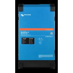Convertisseur/chargeur Victron Energy MultiPlus-II 48/3000 35-32 de face sur fond blanc