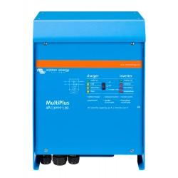 Convertisseur/chargeur Victron Energy MultiPlus 48/3000/35-50 de face sur fond blanc