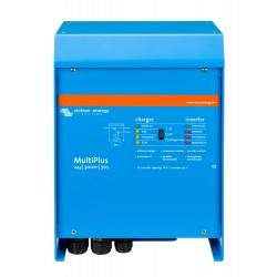 Convertisseur/chargeur Victron Energy MultiPlus 24/1600 40-16 de face sur fond blanc