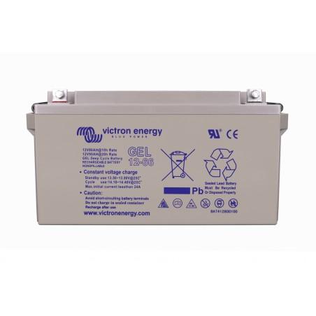Batterie GEL Victron Energy - 12V/66Ah Gel Deep Cycle