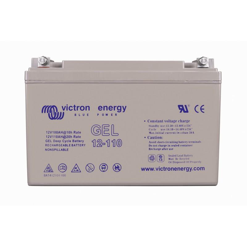 Batterie GEL Victron Energy - 12V/110Ah Gel Deep Cycle